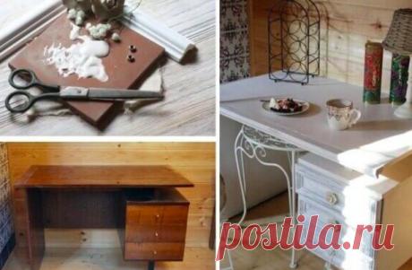 Переделанная мебель, которую действительно можно поставить в квартире – БУДЬ В ТЕМЕ