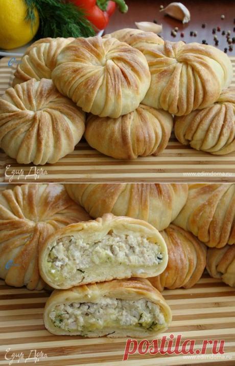 Арабская самса по-домашнему | Едим Дома кулинарные рецепты от Юлии Высоцкой