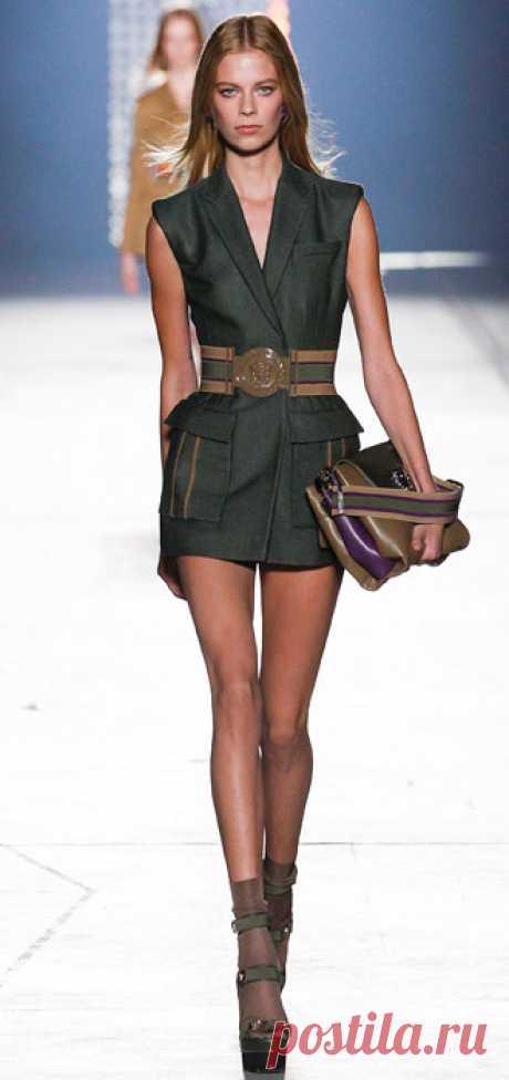 15 главных тенденций весны-лета 2016 года | Мода | Тенденции | VOGUE