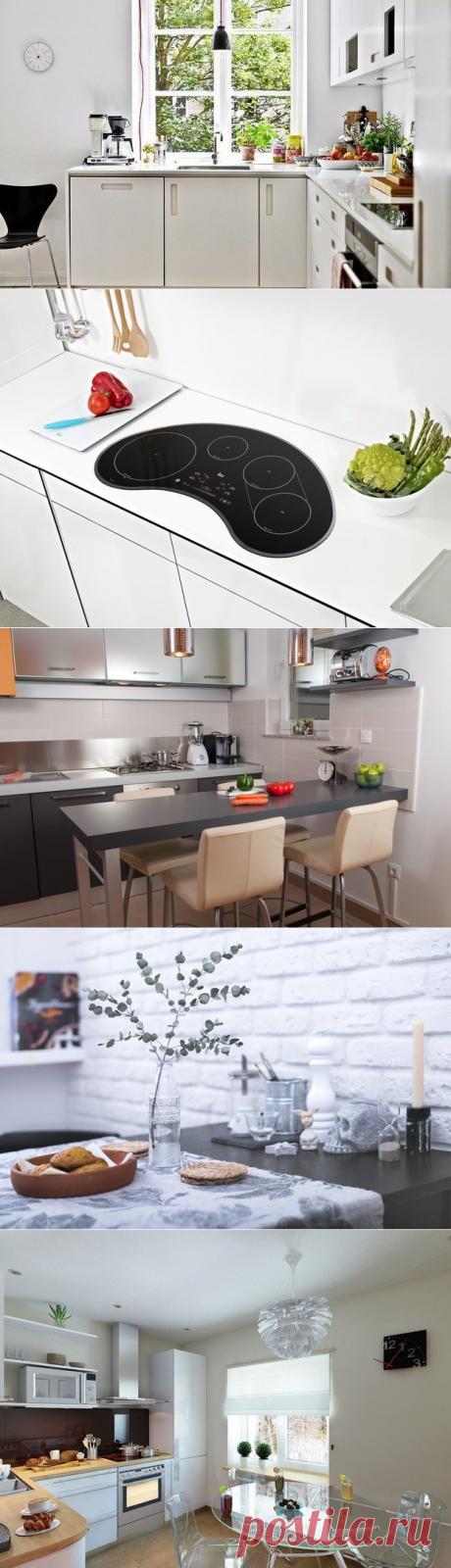 Лучшие решения для интерьера маленькой кухни   Свежие идеи дизайна интерьеров, декора, архитектуры на INMYROOM