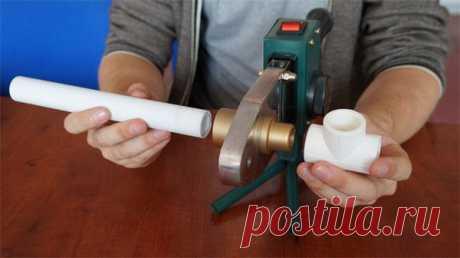 Самые частые ошибки при пайке полипропиленовых труб.
