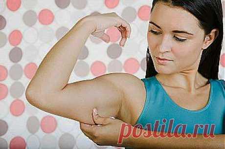 Как похудеть в руках, что делать, чтобы похудели руки, полные руки, как похудеть в области рук - MissFit.Ru