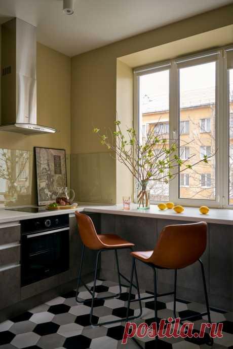 Дизайнерская квартира в историческом доме   Роскошь и уют