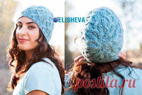 Модная женская шапка от Allison Griffith.