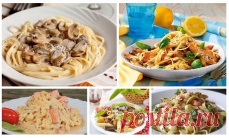 5 рецептов вкусных блюд с макаронами: просто, сытно и полезно