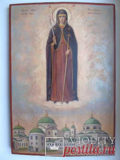 Икона Богородицы Неугасимая Свеча Цена: 198.17 USD