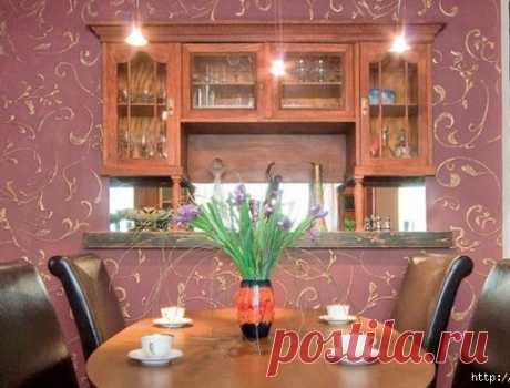 Объемный дизайн стен: фрескорельеф