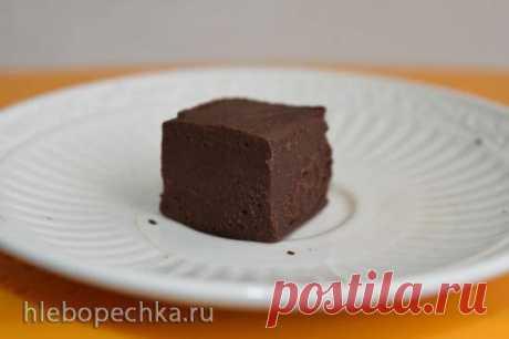 Шоколадная помадка из варёной сгущёнки и Нутеллы - Хлебопечка.ру