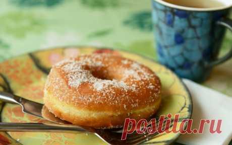 Кефирные пончики - Узнал сам расскажи другому все самое интересное - медиаплатформа МирТесен