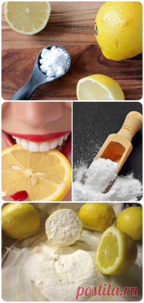 Лимон и пищевая сода — целительная смесь, спасающая от страшной болезни до 1000 жизней в год! - interesno.win