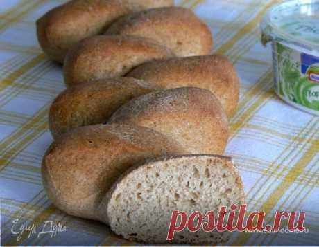 Хлеб из ржаной и пшеничной муки – сайт рецептов Юлии Высоцкой