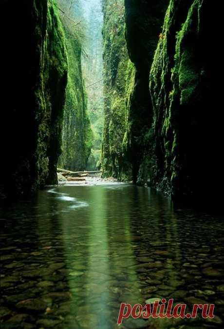 Ущелье реки Колумбия, Орегон
