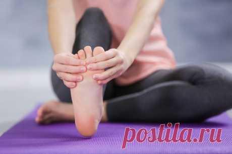 6 простых упражнений для улучшения циркуляции крови в ногах