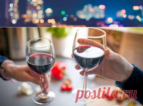 О пользе красного вина | Pravdoiskatel
