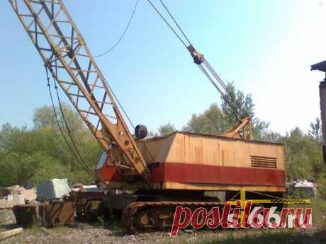 Продам ДЭК 251 1991 г.в. (Челябинск) #2039