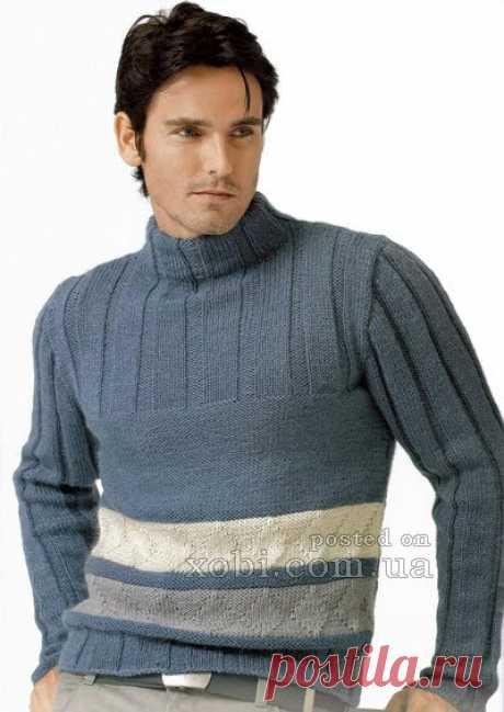 Вязаные пуловеры, свитера и джемпера для мужчин » Страница 10