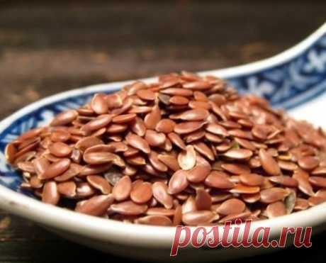 Семена льна лекарство от многих болезней