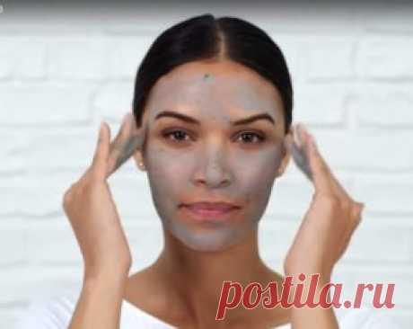 -Очищающие маски для лица - рецепты