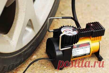 Насколько важен контроль давления в шинах? | Автоновости и полезные советы для автолюбителей