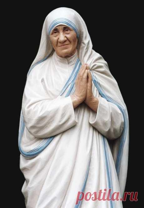 Мать Тереза и ее реализации о любви, страхах, пути и счастье