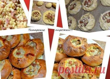 пирожки из разряда легко просто и вкусно