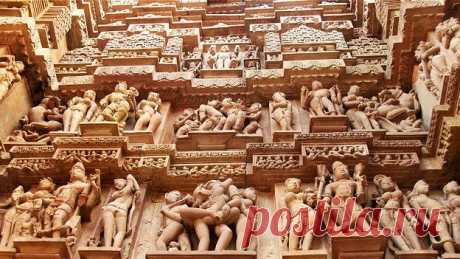 Temples of love and debauchery (photo)