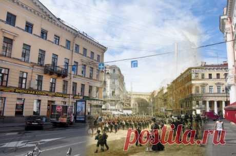 Санкт-Петербург. На машине времени в XIX век. (Часть 2) - Связь времен / Link to the Past