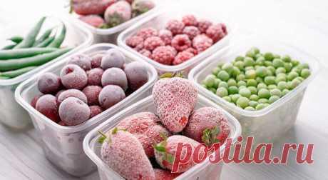 Ягоды, овощи и зелень: 10 правил заморозки Замораживать можно и нужно! любые ягоды, фрукты, овощи, грибы и зелень: от репчатого лука до лимонов. Ведь найти зимой что-то полезное и вкусное на прилавках с овощами сложно, а в вареньях и соленьях витаминов сохраняется мало.