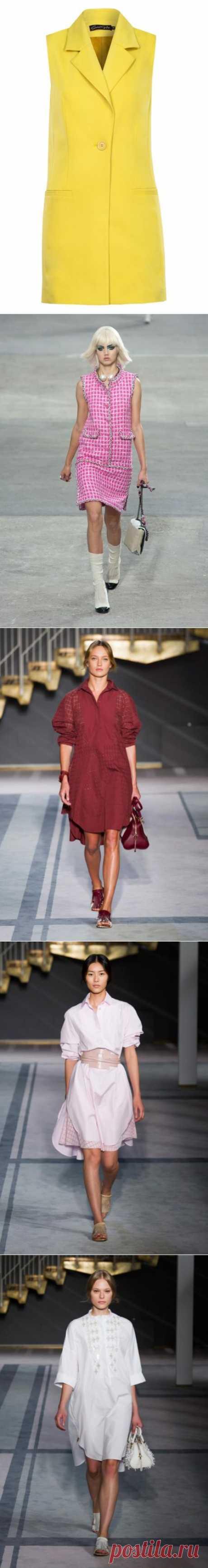 Shirt dress: trend of a summer season: Beauty: World of the woman: Subscribe.Ru