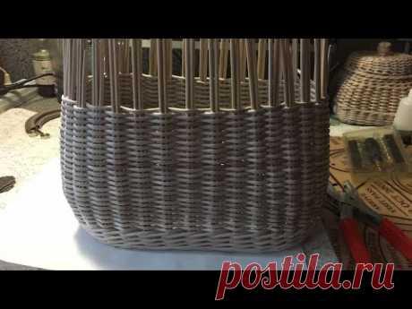 Плетём сумку. Запись эфира  Часть 3