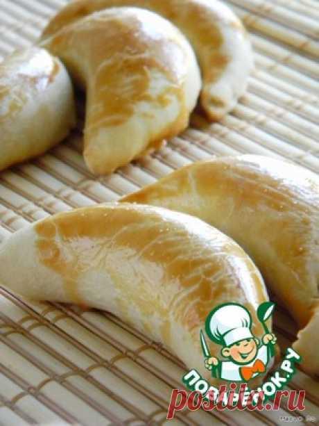 "Los pastelillos ""А-ля кука-буреки"" - la receta de cocina"