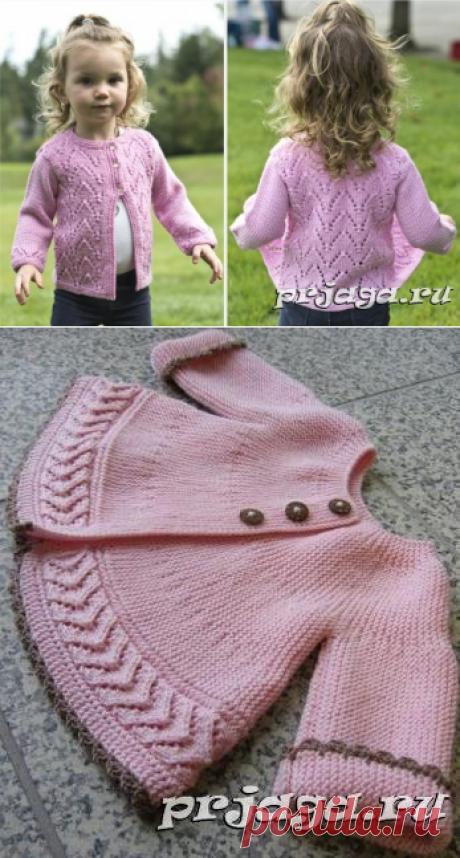 Детский пуловер и свитер спицами или крючком - Результаты из #10