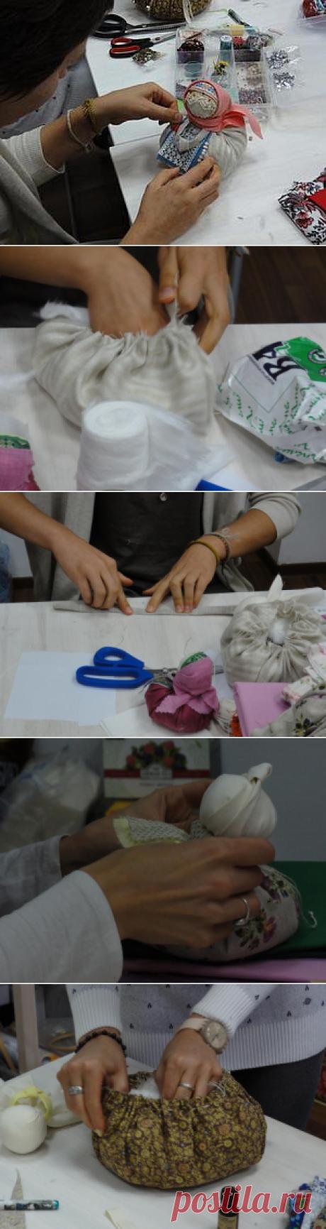 Мастер-класс по обережной кукле Благополучница - Ярмарка Мастеров - ручная работа, handmade
