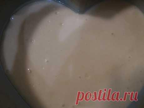 Манник на кефире - рецепт с фото пошагово