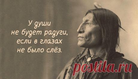 Уроки жизни от народа, который мог жить в полной гармонии с природой.