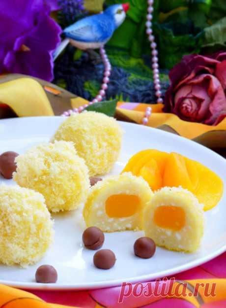 """Творожные """"солнышки"""" пошаговый рецепт с фото Творожные """"солнышки"""" - простой и быстрый рецепт. Готовьте на здоровье"""