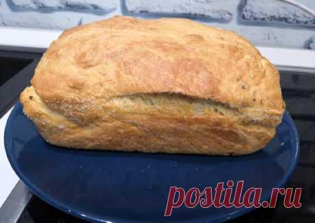 Домашний хлеб - пошаговый рецепт с фото. Автор рецепта Kseniya Koroleva . - Cookpad