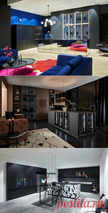5 способов интегрировать кухню в жилую зону. 10+ фото потрясающих кухонь-гостиных   Nolte Küchen – кухни из Германии   Яндекс Дзен