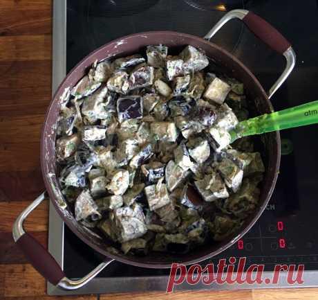 Баклажанчики. Как приготовить их очень вкусно с минимумом жира | Курочка и дурочка | Яндекс Дзен