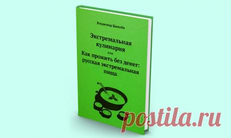 Прочитала книгу «Экстремальная кулинария или как прожить без денег: русская экстремальная пища». Делюсь впечатлениями | Кулинарная академия | Яндекс Дзен