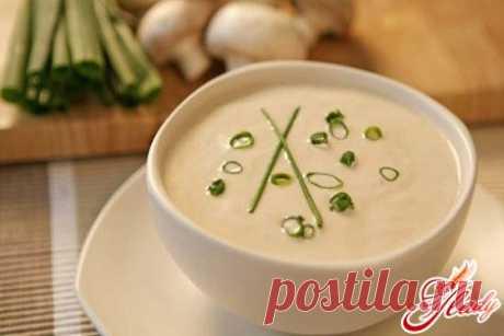 Суп пюре из шампиньонов: рецепт на пике кулинарной моды