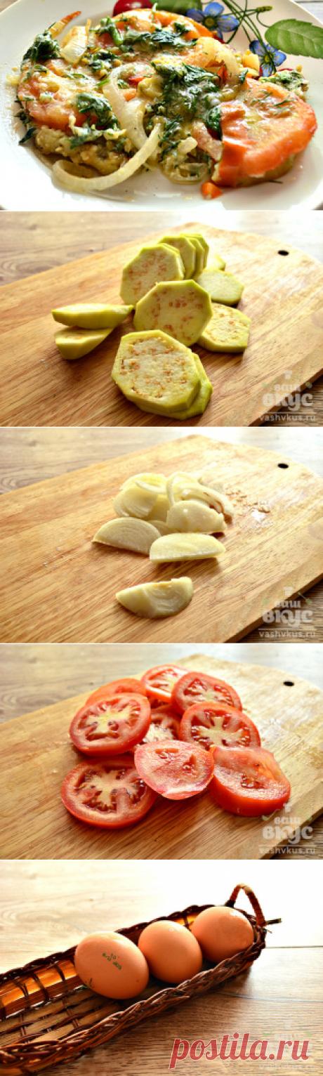 Закуска из баклажанов с яйцами (пошаговый фото рецепт) - ВашВкус