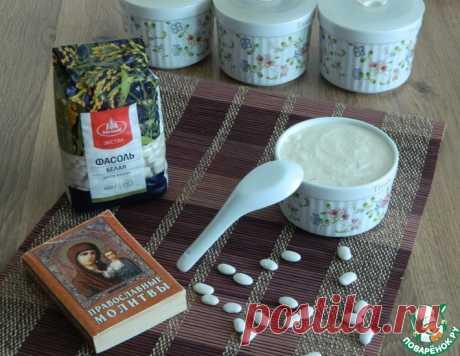 Майонез из фасоли – кулинарный рецепт