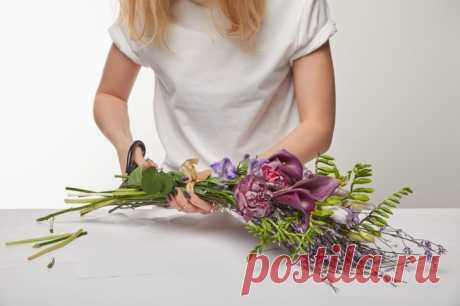 Секреты флористов, о которых они молчат, когда продают нам букеты