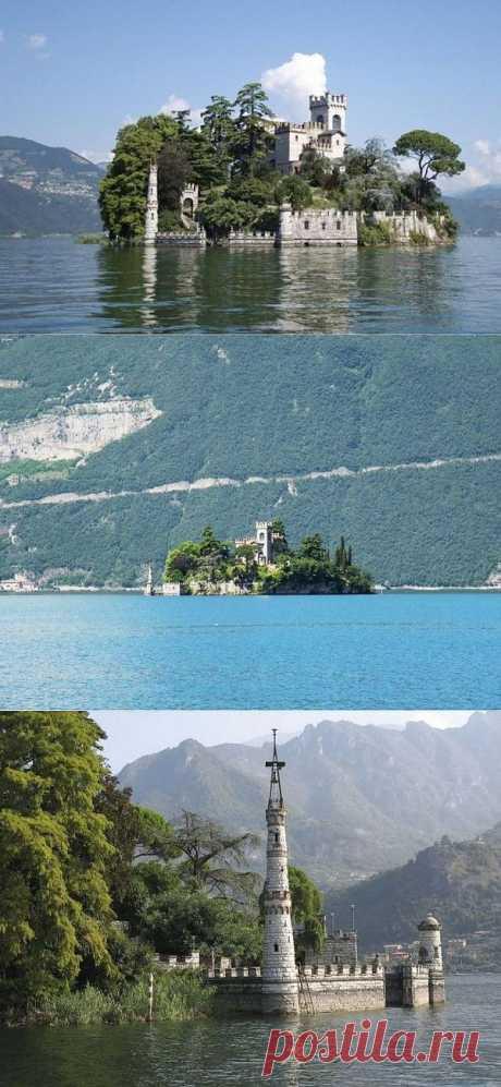 Остров для замка, замок для острова / Туристический спутник