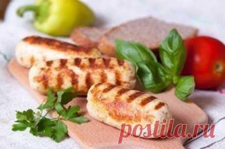 Как приготовить домашние сосиски из курицы. - рецепт, ингредиенты и фотографии