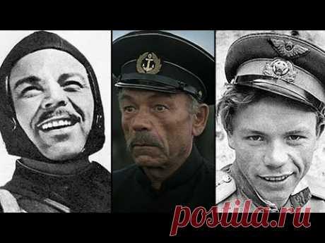 Владимир Кашпур. Как сложилась судьба актера и фронтовика?