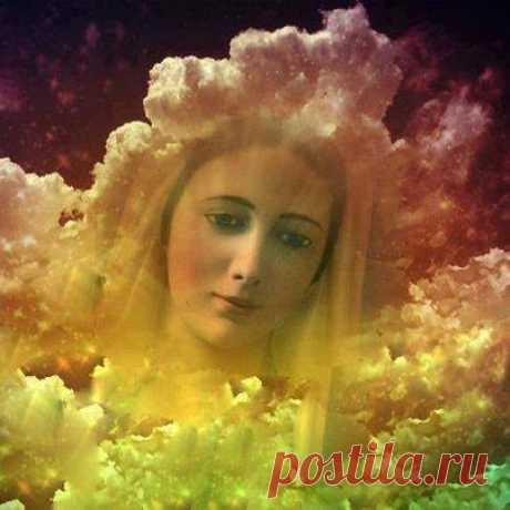 Աղօթք առ սրբուհի Աստուածածինն Անկանիմք առաջի քո, սո՛ւրբ Աստուածածին, եւ աղաչեմք զանարատ զԿոյսդ`բարեխօսեա՛ վասն անձանց մերոց եւ աղաչեա՛ զմիածին Որդիդ փրկել զմեզ ի փորձութենէ եւ յամենայն վտանգից մերոց: