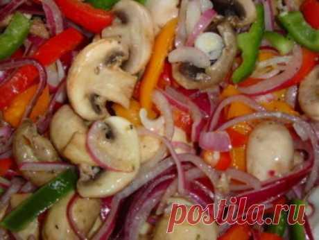 Салат «Обожайкин»