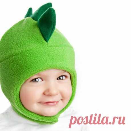 Выкройка шапки из флиса. Выкройка детской шапки из флиса. Шапка-шлем из флиса: выкройка